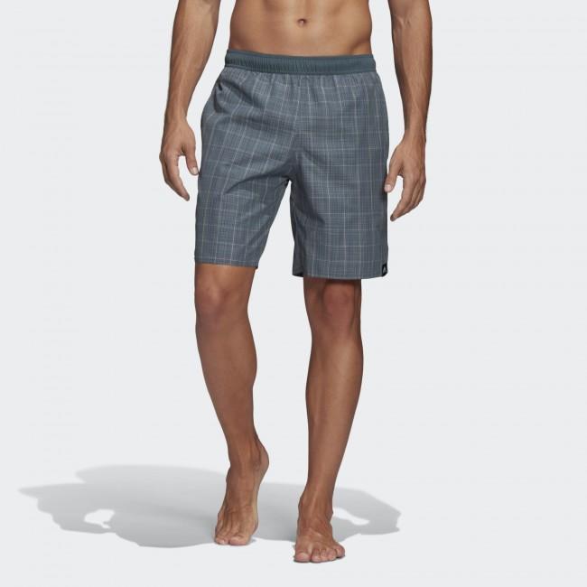 Мужские шорты adidas CHECK CLX (АРТИКУЛ:FJ3391)