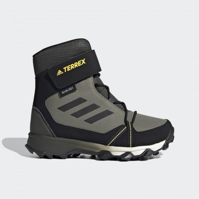 Детские ботинки adidas TERREX SNOW CF CP CW (АРТИКУЛ:FU7276)