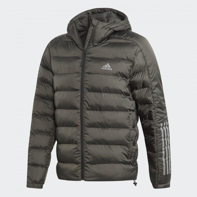 Мужская куртка adidas ITAVIC 3-STRIPES 2.0 (АРТИКУЛ: DZ1410 )