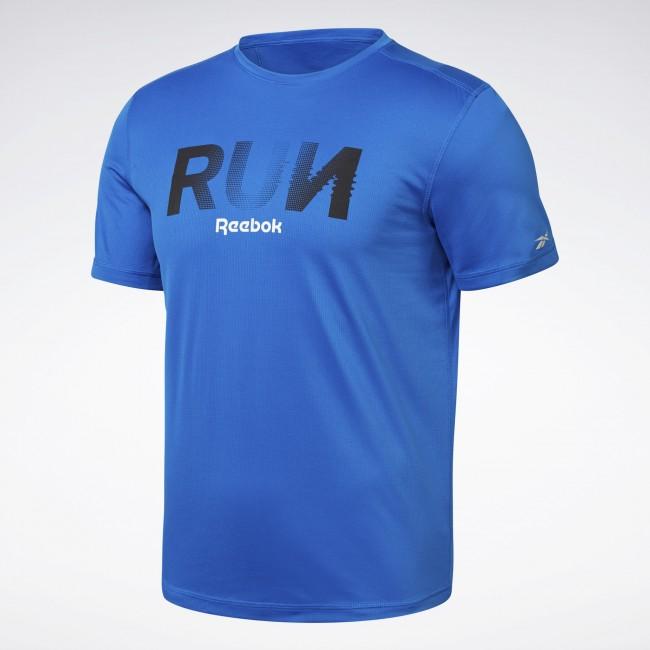 Спортивная футболка Reebok RUNNING ESSENTIALS GRAPHIC (АРТИКУЛ: FJ3966)
