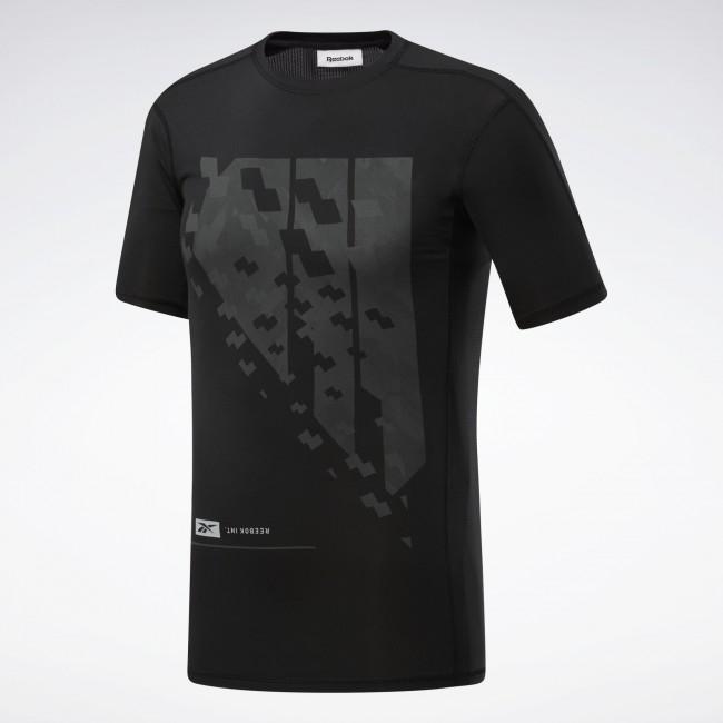 Спортивная футболка Reebok GRAPHIC (АРТИКУЛ: FJ4594)