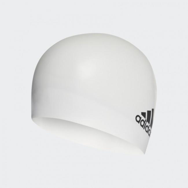 Плавательная шапочка adidas SILICONE LOGO (АРТИКУЛ: FJ4965)