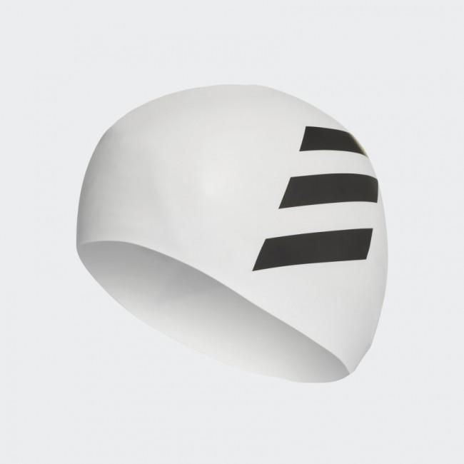 Плавательная шапочка adidas 3-STRIPES (АРТИКУЛ: FJ4968)