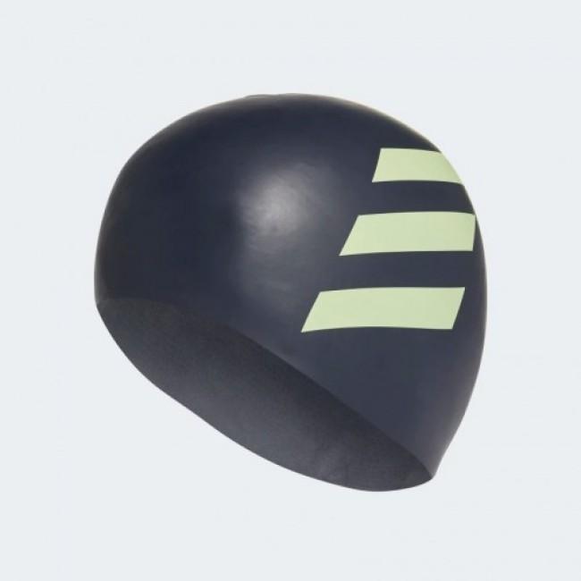 Плавательная шапочка adidas 3-STRIPES SILICONE (АРТИКУЛ: FJ4976)