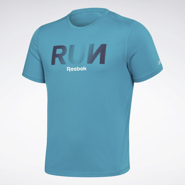 Спортивная футболка Reebok RUNNING ESSENTIALS GRAPHIC (АРТИКУЛ: FK6477)