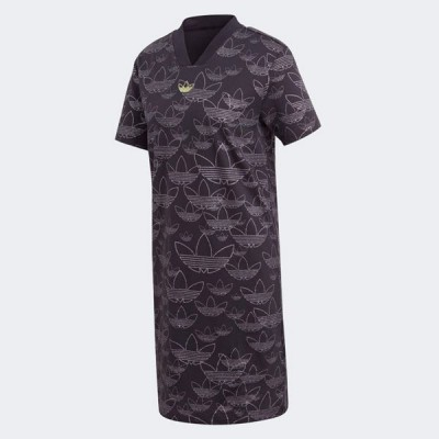FM1946 adidas Allover Print Dress