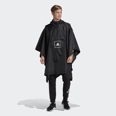 FR7205 adidas ФУТБОЛЬНОЕ ПОНЧО НА КНОПКАХ