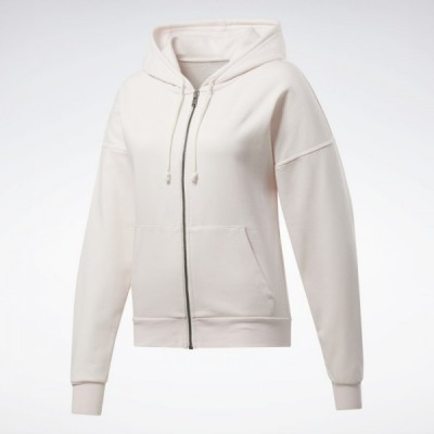 FT0888 reebok TRAINING ESSENTIALS FULL-ZIP