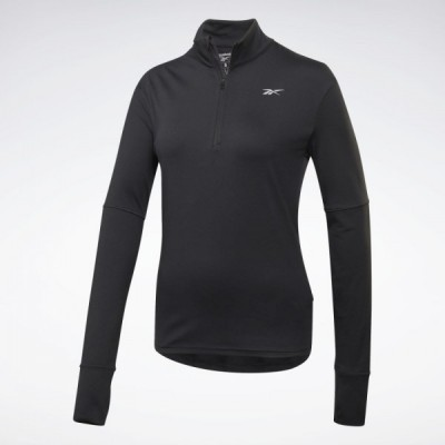 FT1029 reebok RUNNING ESSENTIALS QUARTER-ZIP