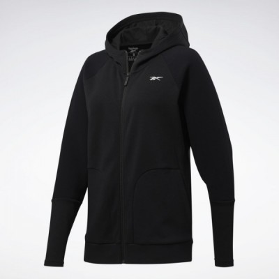 FU1937 reebok QUIK COTTON FULL-ZIP