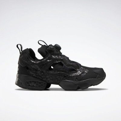 FY3076 Reebok BLACK EYE PATCH INSTAPUMP FURY OG