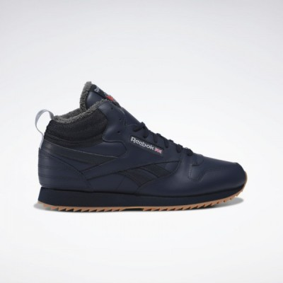 FZ1200 Reebok CLASSIC LEATHER MID RIPPLE