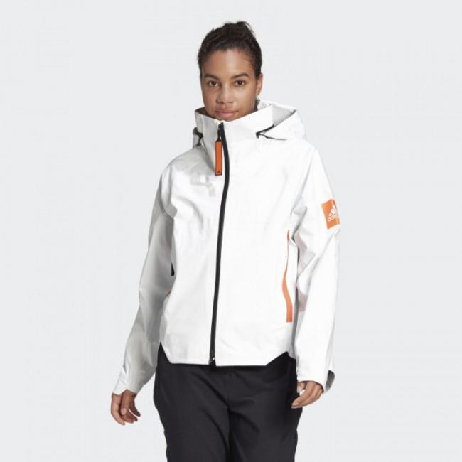 Женская куртка - дождевик adidas MYSHELTER W (АРТИКУЛ: GE5858)