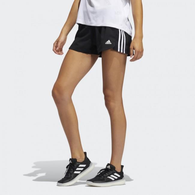 Женские шорты adidas PACER 3-STRIPES (АРТИКУЛ: GH8146)