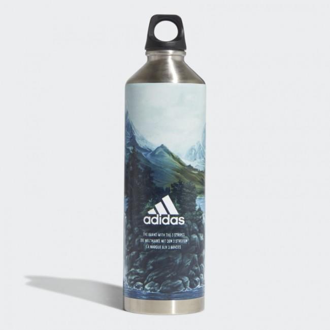 Бутылка для воды adidas STEEL 0,75 L (АРТИКУЛ: GK8645)