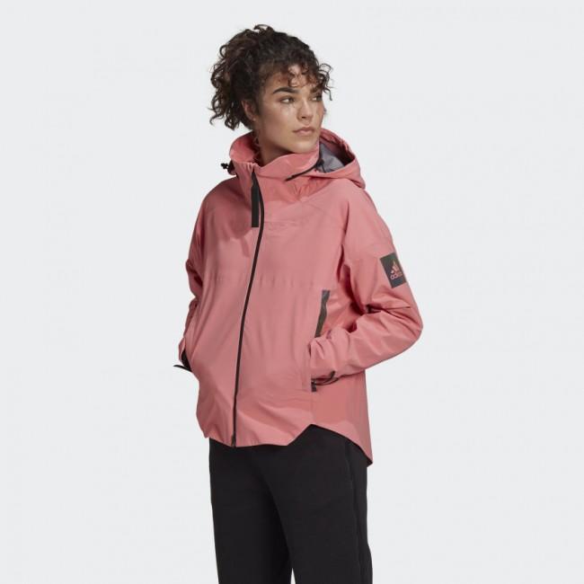 Женская куртка-дождевик adidas MYSHELTER (АРТИКУЛ: GL1009)