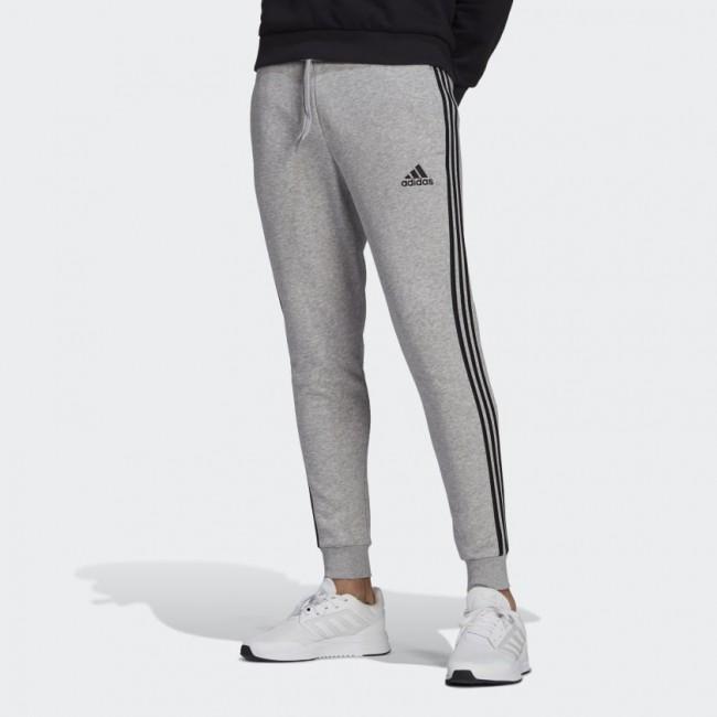 Брюки adidas ESSENTIALS 3-STRIPES FLEECE (АРТИКУЛ: GM1091)