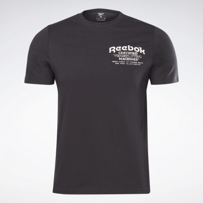 GS4223 Reebok WEIGHTLIFTING NOVELTY GRAPHIC