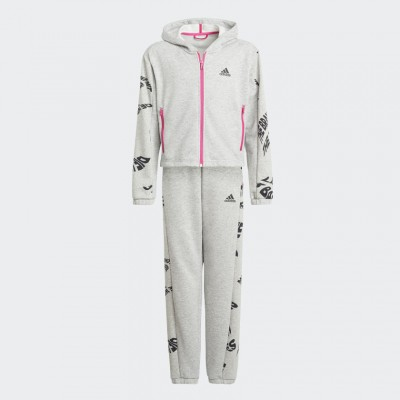 H26619 adidas HOODED TRACKSUIT
