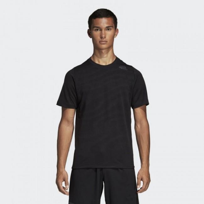 Чоловіча футболка adidas FREELIFT 360 GRAPHIC JACQUARD (АРТИКУЛ: DS9274 )