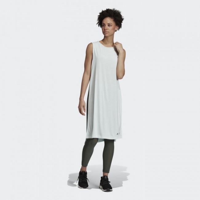 daf3130f05fea DT4137 Женское платье adidas WANDERLUST LONG W| интернет-магазин ...