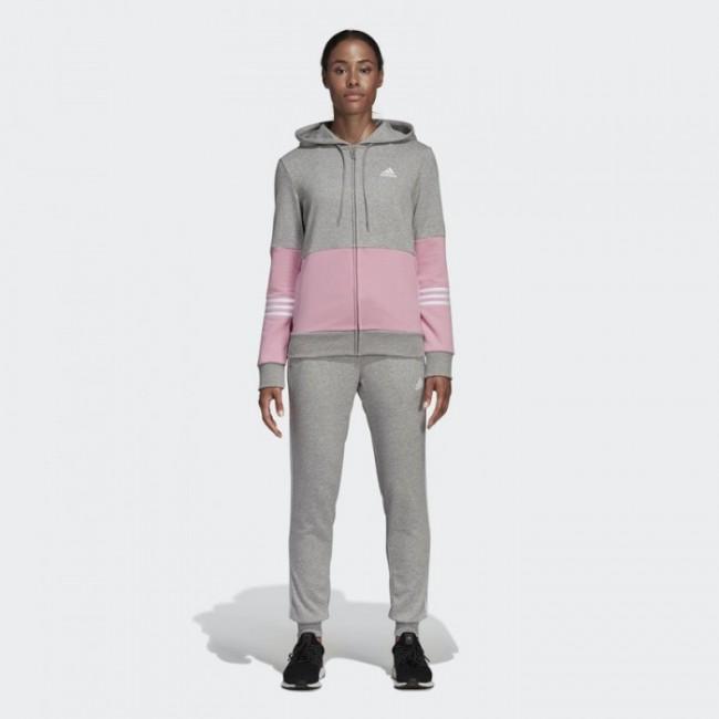 6313f4dd59733a DX0765 Жіночий спортивний костюм adidas COTTON ENERGIZE| інтернет ...