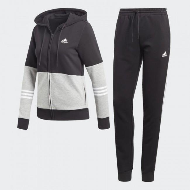 8b074ba0 DX0767 Женский спортивный костюм adidas COTTON ENERGIZE| интернет ...