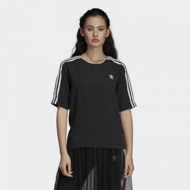 Женская футболка adidas 3-STRIPES W (АРТИКУЛ: DX3695 )