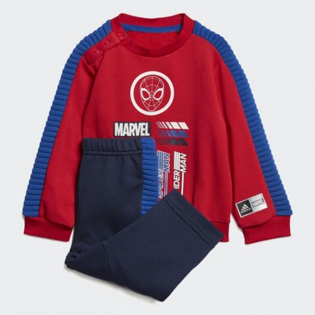 Спортивный костюм adidas MARVEL SPIDER-MAN (АРТИКУЛ: ED6451)