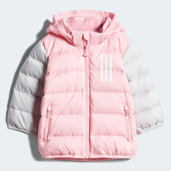 Утепленная куртка adidas REVERSIBLE 3-STRIPES K (АРТИКУЛ: EH4131)
