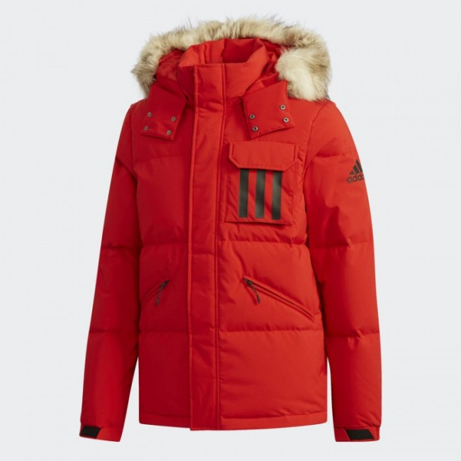 DT7916 Мужской пуховик adidas 3-STRIPES DOWN PUFFA  интернет-магазин ... 1795c48643f