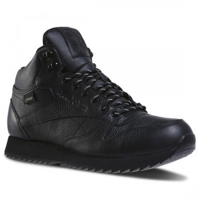 DV5107 Reebok CLASSIC LEATHER MID RIPPLE GTX