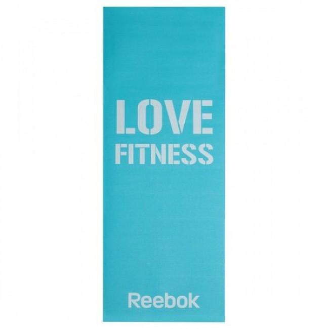 Фитнес-мат Reebok BLUE LOVE (АРТИКУЛ:B78434)