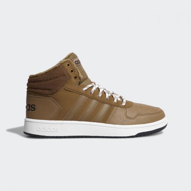 Чоловічі черевики adidas HOOPS 2.0 MID (АРТИКУЛ  CG7114) c38a8b7cfae09