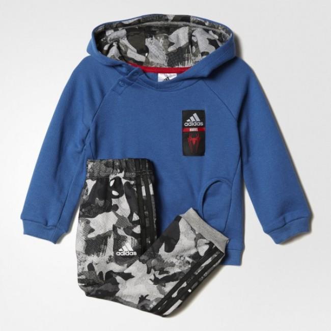 Детский костюм adidas SPIDER-MAN(АРТИКУЛ BK2981) 780cb5e5d7e5e